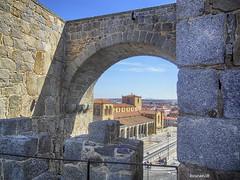 san Vicente (boscani@) Tags: avila murallas iglesia basilica san vicente