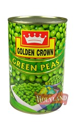 Green Peas 450gm (holylandgroup) Tags: canned fruit vegetable cannedfruit cannedvegetable nonveg jalapeno gherkins soups olives capers paneer cream pulps purees sweets juice readytoeat toothpicks aluminium pasta noodles macroni saladoil beverages nuts dryfruit syrups condiments herbs seasoning jams honey vinegars sauces ketchup spices ingredients