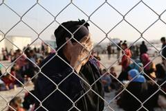 عمليات الاغاثة وتقديم المساعدات الى العوائل النازحة من مختلف قرى ومناطق محافظة #نينوى (8) (جمعية الهلال الاحمر العراق) Tags: نينوى مساعداتانسانية مساعدات موصل
