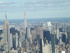 Midtown Manhattan, Aerial View, One World Observatory, New York City (lensepix) Tags: midtownmanhattan aerialview oneworldobservatory newyorkcity skyscraper