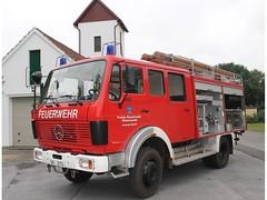 MB NG 1017 (Vehicle Tim) Tags: mercedes mb ng 1017a 1017 lkw truck fahrzeug feuerwehr fire einsatz blaulicht