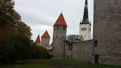 Spears (Tanmayo Olsen) Tags: towers tallinn spears oleviste kirik olaf church