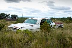Abandoned Mercury, Grandfalls, Texas (adamkmyers) Tags: abandoned westtexas