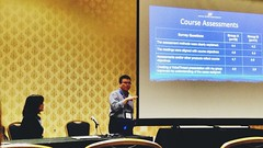 Day 294. Conference. (davidmulder61) Tags: aect 2016 conference las vegas academic paper presentation professor course assessment educational technology voicethread