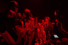power to the patron (seanmallion) Tags: bar nightlife vancouver redlight