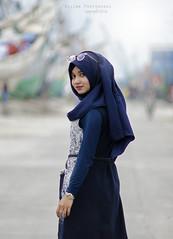 DSC_0823 (Kelink Photography) Tags: model modelling personal outdoor hijab moslem beauty cute sundakelapa jakarta