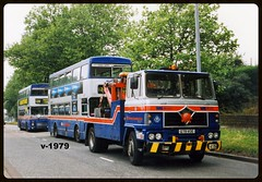 105 ((Stop) The Clocks) Tags: 2153 3110 105 foden mcw mcwmetrobus q79voe gog153w wmpte wmbuseswolverhampton fodenrecoverytruck g110fjw