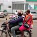Motorcycling, Bd de la Marina, Lome, Togo. #JujuFilms