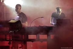 """The Chemical Brothers - Poble Espanyol, Barcelona - 27.10.2016 - 5 - M63C1939 copy • <a style=""""font-size:0.8em;"""" href=""""http://www.flickr.com/photos/10290099@N07/30628545435/"""" target=""""_blank"""">View on Flickr</a>"""