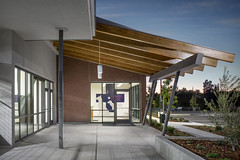 Placer County Animal Services Center (Dreyfuss + Blackford Architecture) Tags: b4012 placer county animal services center auburn california unger construction arts 2014 2015 shelter 2016 dog cat barn smallmammals exotics kennels animalcare facility horse small mammals livestock north dreyfuss blackford architects architecture design medical community outdoor metal canine feline