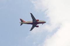 VT-SCQ Air India (code_martial) Tags: d3300 aircraft airplane 1685mmf3556gvr blr bengaluru bangalore