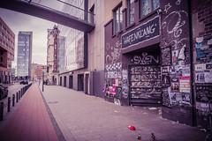 The beauty & the beast - you decide... (Henrik Schulze) Tags: beauty beast leica street club light contrast