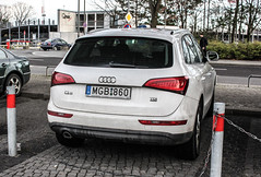 Hungary - Audi Q5 TDI (PrincepsLS) Tags: hungary hungarian license plate germany berlin spotting audi q5 tdi