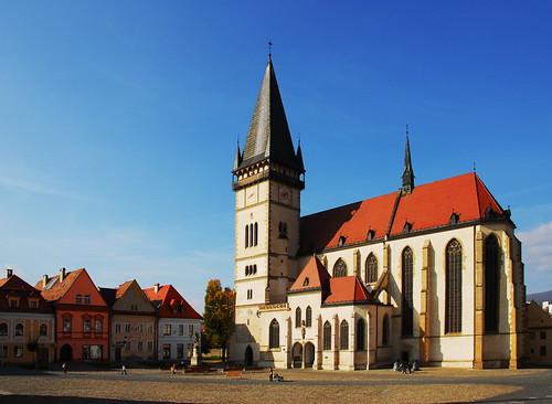 St. Aegidius, Bardejov