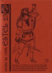 Sociedad_Tolkien_Espanola_Revista_Estel_23_portada (Sociedad Tolkien Espaola (STE)) Tags: ste estel revista tolkien esdla lotr