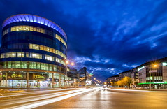Novosadski sajam (AleksandarM021) Tags: novisad night novosadski sajam fair vojvodina vojvodjanski serbia srbija serbiaandmontenegro serbianculture street sky europe exit europeanculture exitfestival epk2021