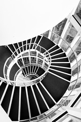 Staircase  #mobilephotography #blackandwhite #stairs #staircase #spiralstaircase #spiral #LG #LGG4 #snapseed #london (Anthony Owen-Jones) Tags: stairs blackandwhite mobilephotography spiralstaircase snapseed spiral lg staircase lgg4 london