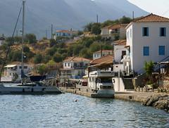 Atenas-fondeo (Aproache2012) Tags: navegar flotilla familiar cicladas peloponeso grecia velero catamarn mediterrneo