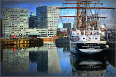 Liverpool (Canning Half Tide Dock ) Tall Ship Stavros S Niarchos 23rd November 2016 (Cassini2008) Tags: stavrossniarchos cityofliverpool tallships oneparkwest