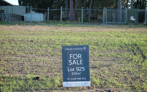 Lot 926, Concord Circuit, Cliftleigh NSW 2321
