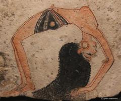Torino _ Dance like an Egyptian (piero.mammino) Tags: torino turin egypt egitto egizio egyptian museo museum dance danza dancer danzatrice archeologia archeology