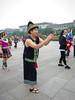 Tiananmen Square-0931 (kasiahalka (Kasia Halka)) Tags: 109acres 2016 beijing china citysquare gateofheavenlypeace greathallofthepeople mausoleumofmaozedong monumenttothepeoplesheroes nationalmuseumofchina tiananmensquare
