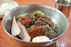 Super Spicy Cold noodles (Kim Jin Ho) Tags: spicy cold noodles jamsil seoul korea culture asian hot food egg pork famous place tourist travel destination