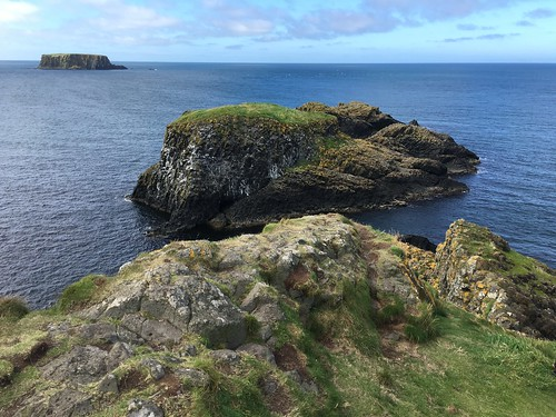 (28/08/2016) Éire / Ireland Roadtrip: Carrick-a-Rede Rope Bridge (Northern Ireland)
