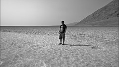 Badwater (LivFree) Tags: badwater california badass death valley desert harsh landscape beautiful portrait