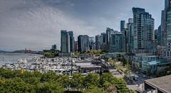 Vancouver, British Columbia, Canada (April 2016) (*Ken Lane*) Tags: can geo:lat=4929234684 geo:lon=12312881917 geotagged vancouvernorthwestendstanleypark westend bc britishcolumbia britishcolumbiacanada canada canadiancity canadianseaportcity cityofvancouver ciudad coastalseaportcity gastown kanada northamerica pacificnorthwest seaportcity stad stadt vancouver vancouverbc vancouverbritishcolumbia vancouverbritishcolumbiacanada vancouvercanada vancouvercity vancouverite westcoast yvr               cityscape buildingsdowntown marina boat ship vancouvernorthwestendstan