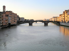 florence arno afternoon (1) (kexi) Tags: florence firenze florencja italy europe toscany tuscany arno river water bridges afternoon samsung wb690 october 2015 reflection instantfave