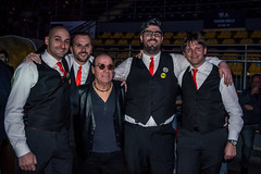 "Una sera da ""Giganti""-Enrico Maria Papes with The Beat Circus"
