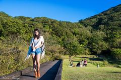 DSC_1644 (Robin Huang 35) Tags: 孫卉彤 candy 陽明山 大屯山 大屯自然公園 lady girl d810 nikon