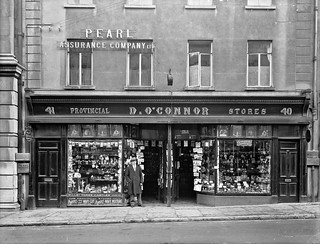 D. O'Connor, Provincial Stores, 41 Barronstrand Street, shopfront : commissioned by Mr. D. O'Connor