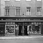 D. O'Connor, Provincial Stores, 41 Barronstrand Street, shopfront : commissioned by Mr. D. O'Connor thumbnail