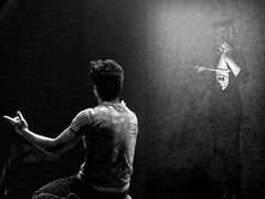 Orfeo & Majnun ¬ 20161126.0171 (Lieven SOETE) Tags: 2016 brussels bruxelles belgium sintjansmolenbeek molenbeeksaintjean art artistic kunst artistik τέχνη arte искусство culture cultuur kultur performance music musik müzik musica música музыка μουσική theater théâtre θέατρο teatro театр tiyatro singen singing song chanter zingen cantar петь opera people люди human menschen personnes persone personas umanità солидарность intercultural interculturel diversity diversiteit diversité vielfalt πολυμορφία diversità diversidad çeşitlilik dance danse danza dança baile tanz tänzer dancer danseuse tänzerin balerina ballerina bailarina ballerine danzatrice dançarina