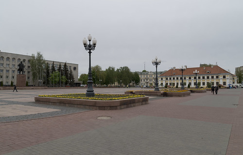 Lenina Square, 03.05.2014.