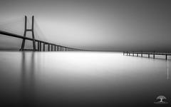Vasco da Gama Bridge - The Icone (Adrega) Tags: ifttt 500px vasco da gama bridge adrega manuel lisboa lisbon nations park parque das naes landscape river tagus tejo dream dreaming icone