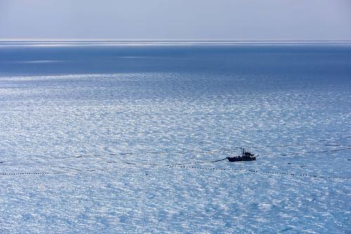hualian fishing rocl taiwan 台灣 sea boat net coast 花蓮 清水斷崖