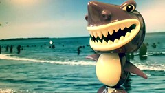 Solar Shark Attack