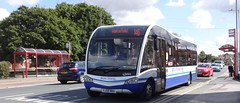 Featherstone (Andrew Stopford) Tags: solo sr featherstone optare rosstravel yj59nna