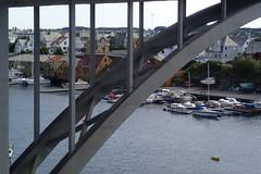 Risy bru (Odd Stiansen) Tags: summer sommer vestlandet haugesund smedasundet