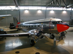Forsvarets Flysamling.    Gardermoen. (flyhistorie) Tags: flysamlingen flymuseum luftforsvaret gardermoen forsvarsmuseet dc3 335skvadron transportskvadron
