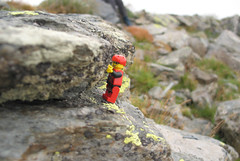 Alpiniste (Franckfbe) Tags: mountain alps montagne alpes vacances holidays lego minifig minifigs