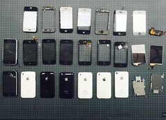 hackaday (_tias_) Tags: apple workspace iphone