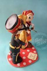 fofuchas zamora de lado (moni.moloni) Tags: banda pareja musica tuba traje regional zamora foamy danzas coros folclore fofucho gomaeva fofucha fofuchos fofuchas