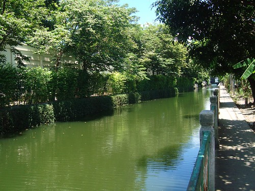 Landscaped Canal