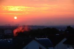 Sept 2015: sunrise over Frankfurt (T.Flat ッ) Tags: morning light sun sol beautiful sunrise canon germany deutschland eos licht soleil solar nice hessen frankfurt sigma morningglory sonne sonnenaufgang allemagne canoneos morgen fra frankfurtammain frankfurtmain francfort matin hesse höchst industriepark solaire morgenlicht sunrising schön solare 600d leverdusoleil frankfurtm rheinmaingebiet sigmadc rhinemainarea eos600d canoneos600d sigmadc18250mm mainebene sigmadc18250mm13563macrohsm