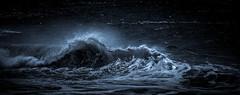 Backwash - DSC05511 A6000 (cleansurf2) Tags: ocean blue sea wallpaper abstract water dark aqua surf waves arty widescreen wave australia backwash 4k waterscape a6000 sonyilce6000