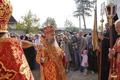 068. Patron Saints Day at the Cathedral of Svyatogorsk / Престольный праздник в соборе Святогорска